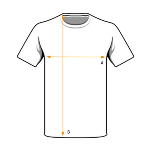 Medidas camisetas
